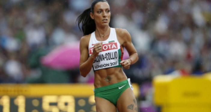 Най-бързата българска спринтьорка Ивет Лалова-Колио ще пропусне зимния сезон заради