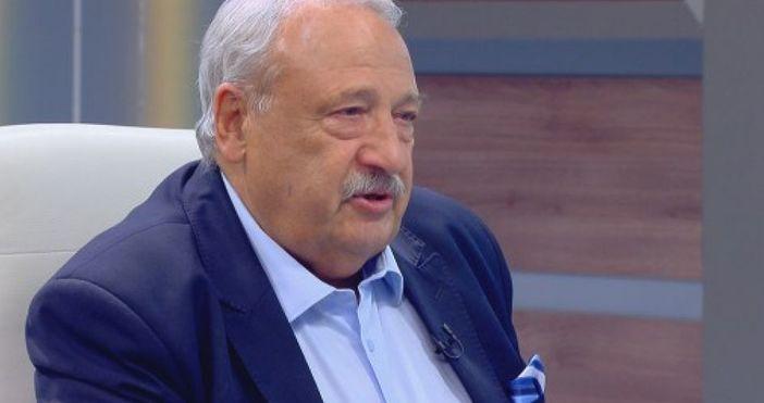 Иван Гарелов се разкая за грешка в ефира и поиска