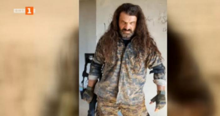 Кадри БНТ41-годишен русенец, участник в мисия в Сирия, се завърна
