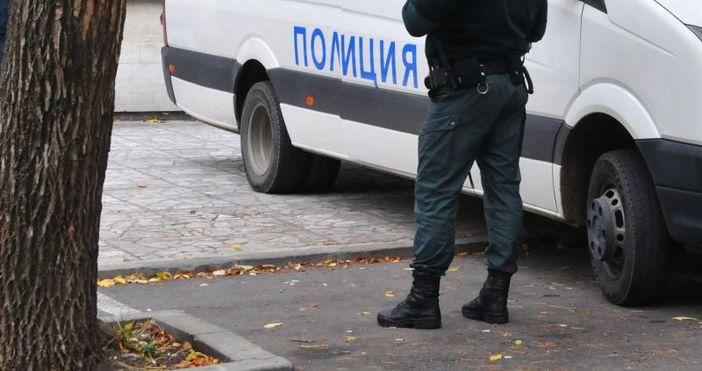 """Снимка: БулфотоЧетири произшествия са обслужили екипите на """"Пътна полиция"""" във"""