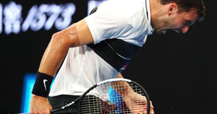 Най-добрият ни тенисист Григор Димитров ще излезе рано на корта