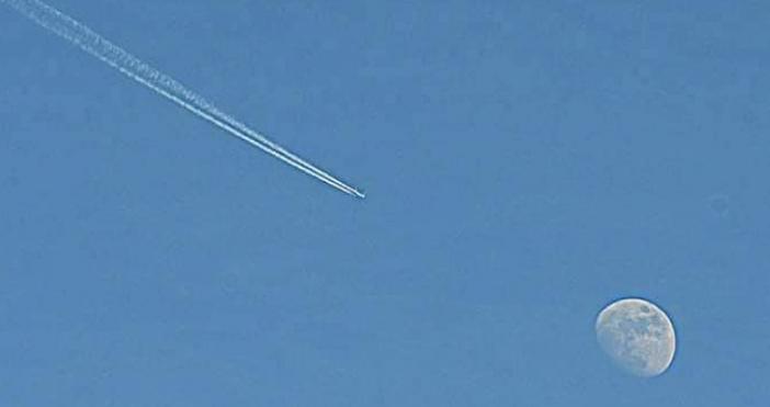 Камикадзе в небето над София успя да подлуди мрежата. Това