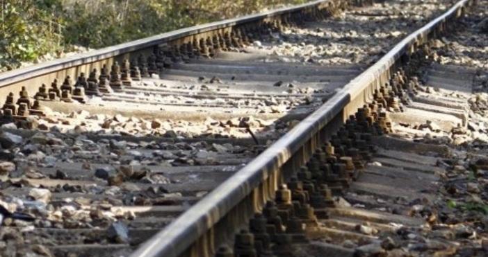 Бързият влак София - Кулата аварира на спирка