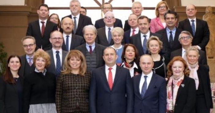 Снимка: Президентство на РБИкономическото и социалното сближаване на държавите от
