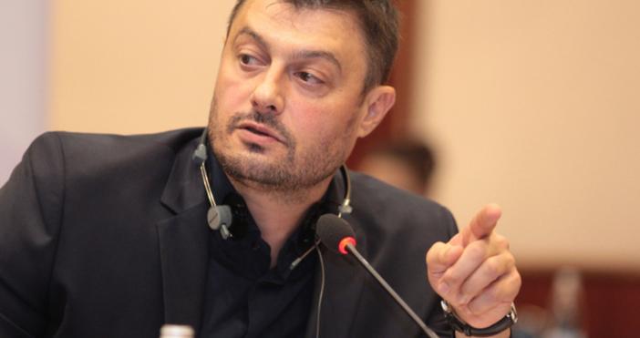 Николай Бареков изригна брутално срещу Ангел Джамбазки в социалната мрежа,