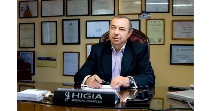 Почина проф. д-р Стайко Спиридонов, изпълнителен директор на медицински комплекс