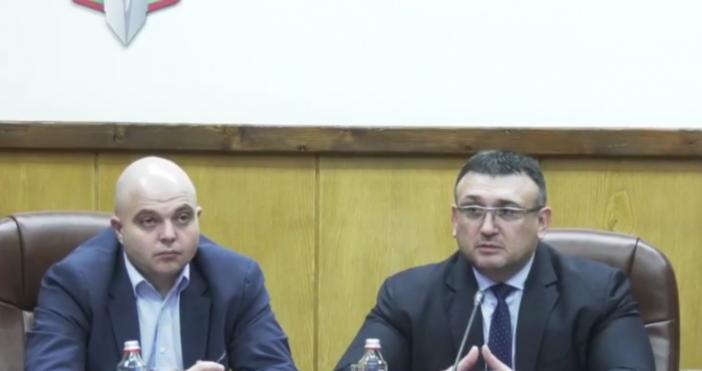 Министърът на вътрешните работиМладен Мариновсвика работно съвещание във връзка с