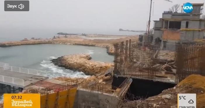 """След скандалите със строителството на плажовете в """"Алепу"""", """"Арапя"""" и"""
