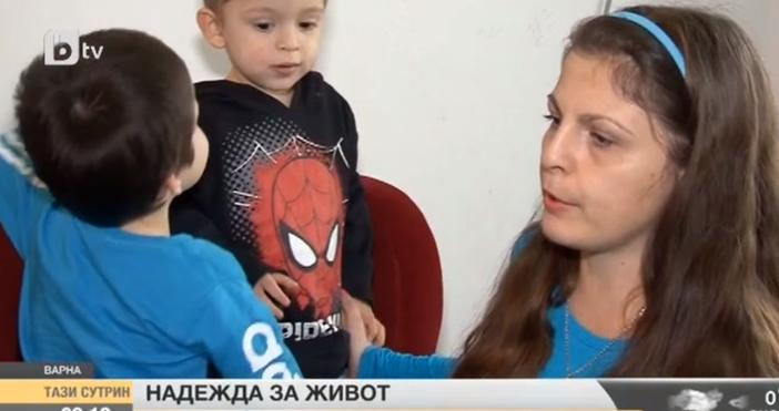 Кадир: БТВТригодишният Стилиян от Варна има нужда от подкрепа, за