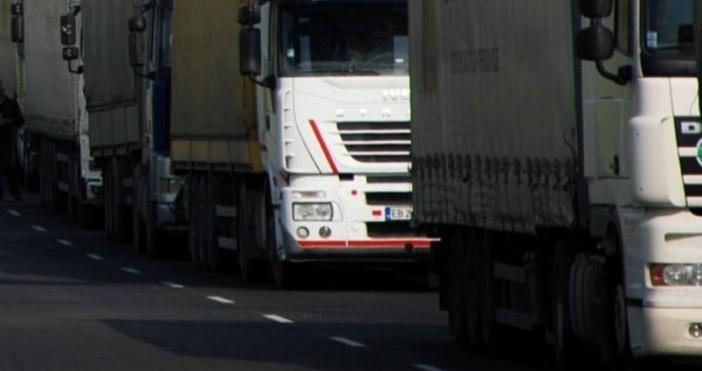 Снимка БулфотоШофьори на тежкотоварни камиони е най-добре платената работа, за