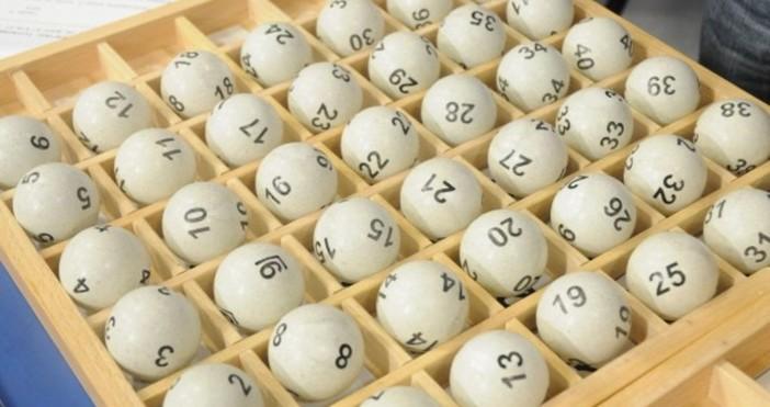 След тегленето на печелившите числа в 13-ия тираж на числовите