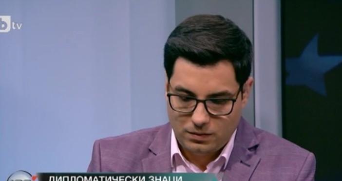Снимка: Светослав Иванов: Досега Борисов се опитваше да...