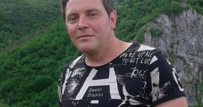 Валери Дъбов е 35-годишният кюстендилец, починал при масово сбиване тази