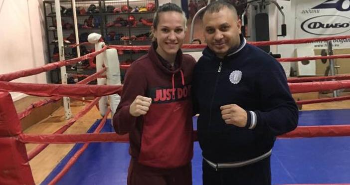 Световната и двукратна европейска шампионка Станимира Петрова е първата българска