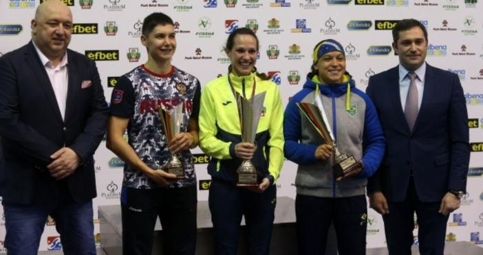 Снимка: Sportal.bgСветовната и двукратна европейска шампионка Станимира Петрова спечели за