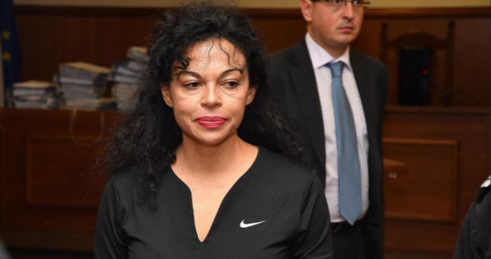 Снимка БулфотоАпелативният специализиран съд не пусна Евгения Банева от ареста,