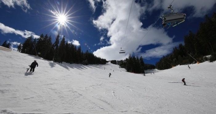 Снимка Булфото9-годишно дете е било блъснато от румънски скиор на