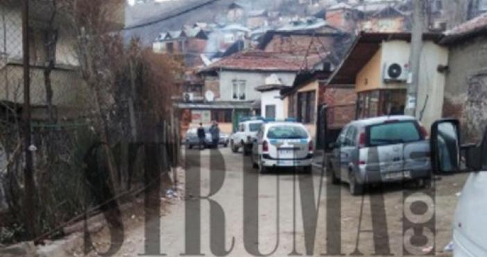 Стрелба в ромската махала на Благоевград рано тази сутрин вдигна