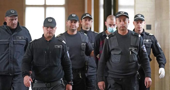 Снимка: Масовият убиец Георги: Искам помощ от Европейския съюз! Има хора, които действат психотропно и убиват