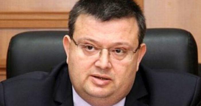 Снимка: От последните минути: Цацаров поиска главата на военен следовател, заработвал като букмейкър