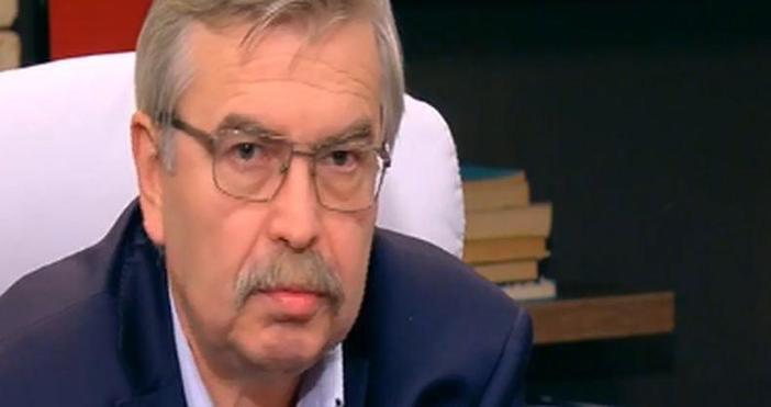 Снимка: Финансистът Емил Хърсев: Банката в Нова Загора ще върне парите на клиентите с източени сметки
