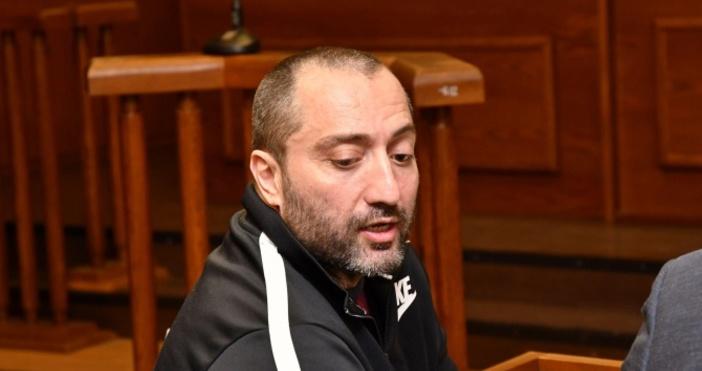 Снимка БулфотоАпелативният спецсъд решава окончателно мярката за задържане на Димитър