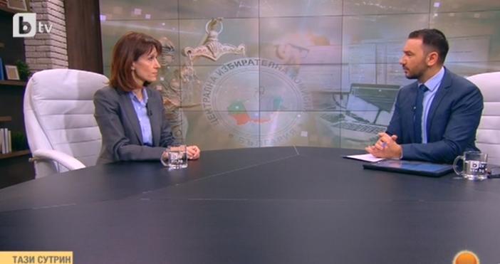 Кадър: БТВНяма опасност евроизборите да се провалят от състава на