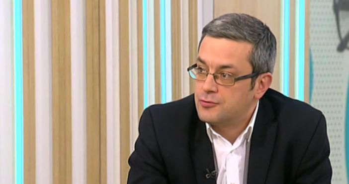 Изказването на президента Румен Радев е опит за осигуряване на