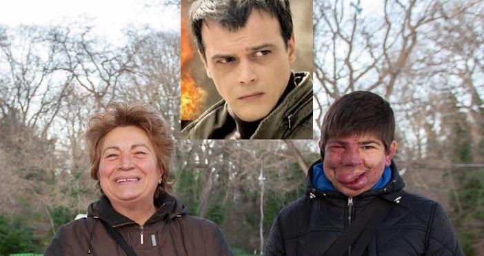 Любимецът на българските зрители Симеон Лютаков е публикувал зов за