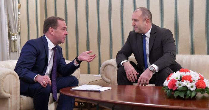 Снимка: БулфотоБългария може да задълбочи стратегическото си партньорство с Русия