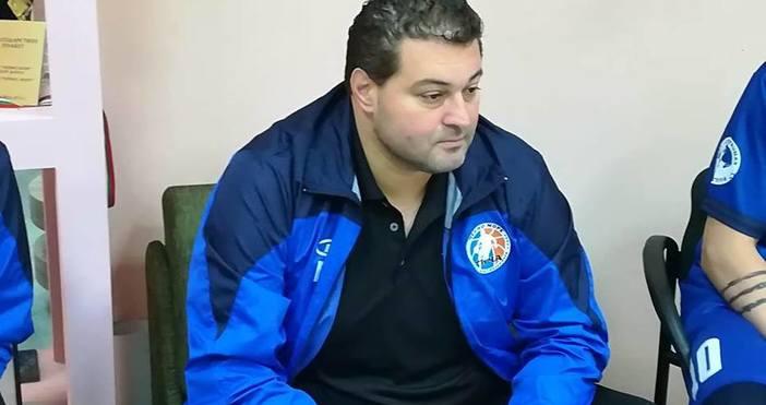Старши треньорът на Черно море Тича Галин Стоянов бе разочарован