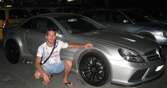 22-годишният Милен е загиналото момче в жестоката катастрофа край Пловдив.