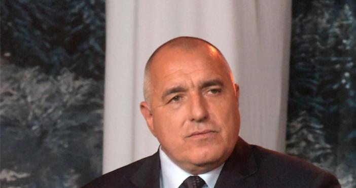 Снимка БулфотоМинистър-председателят Бойко Борисов изпрати съболезнователна телеграма до премиера на