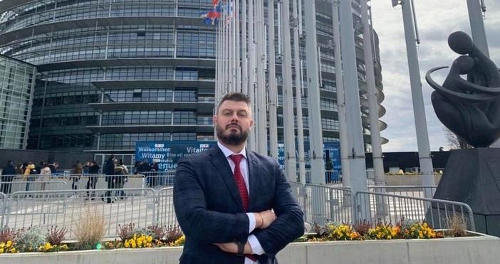 Евродепутатът Николай Бареков приключи петте си години в ЕП. Преди