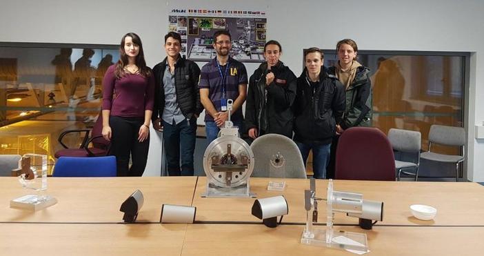 Два екипа от български ученици спечелиха първи места в най-престижния