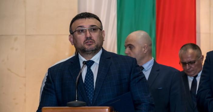 Министърът на вътрешните работи Младен Маринов заминава на посещение в
