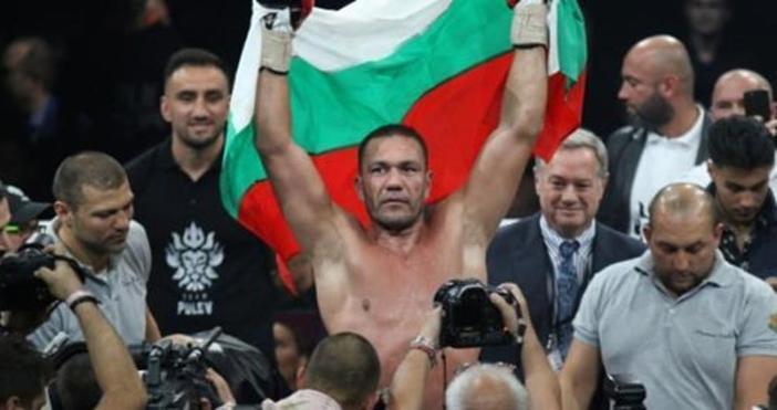 Българската звезда на професионалния бокс Кубрат Пулев коментира предстоящия си
