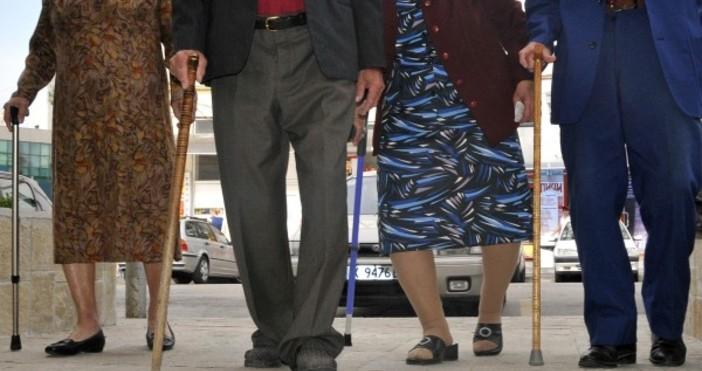 Снимка Булфото, архив146 000 са работещите пенсионери у нас, показват