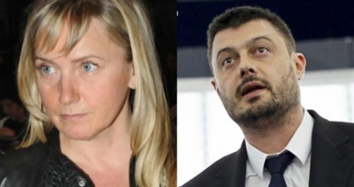 Евродепутатът Николай Бареков не пропусна да посече и Елена Йончева.