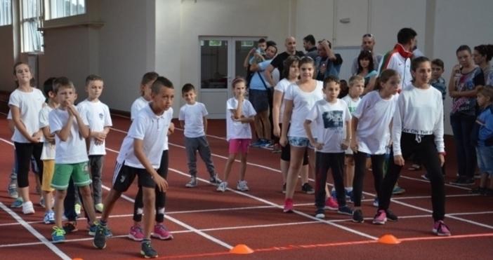 """Деца са били обрани по време на спортното състезание """"Лъвски"""