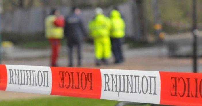 Намериха мъртъв мъжа, който уби жена си във вторник следобед