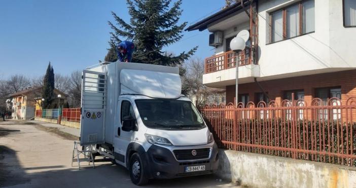 Снимка Община БелославОбщинската управа в Белослав е решила периодично да