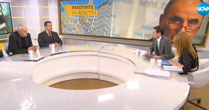 Кадри: Нова ТвГеорги Харизанов заяде здраво Виктор Николаев заради казуса