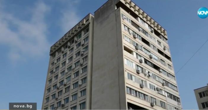 Заради сметка от над 40 000 лева жители на блок