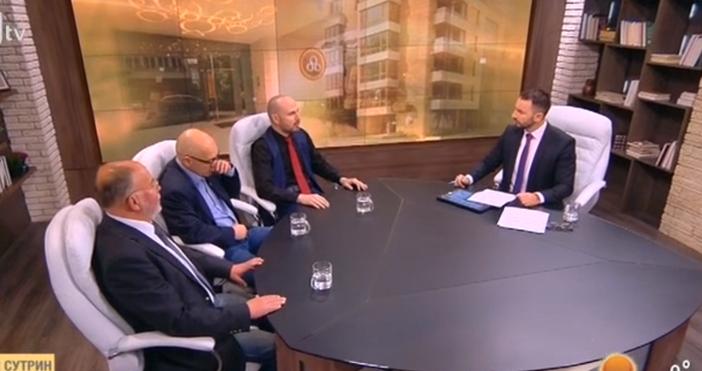 Кадър: БТВДоц. Петър Чолаков направи интересен коментар за новия апартамент