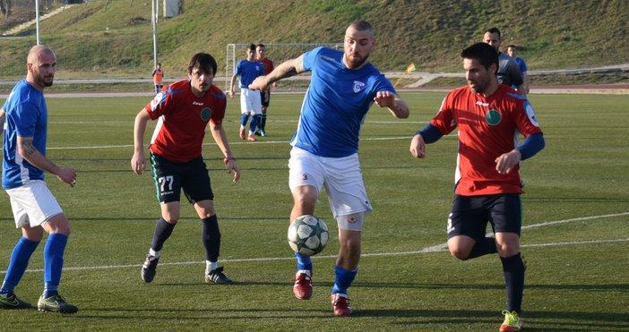 Спартак записа победа с 4:1 над Хитрино в мач от