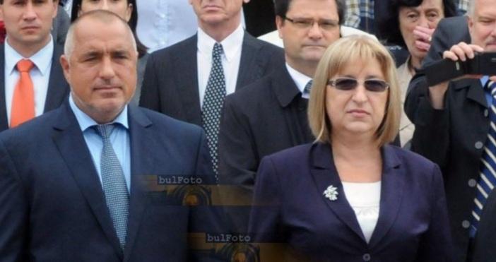 Снимка Булфото, архивМинистър-председателят Бойко Борисов прие оставката на министъра на