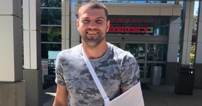 © FacebookМного неприятна новина за Тервел Пулев след боксовата галавечер