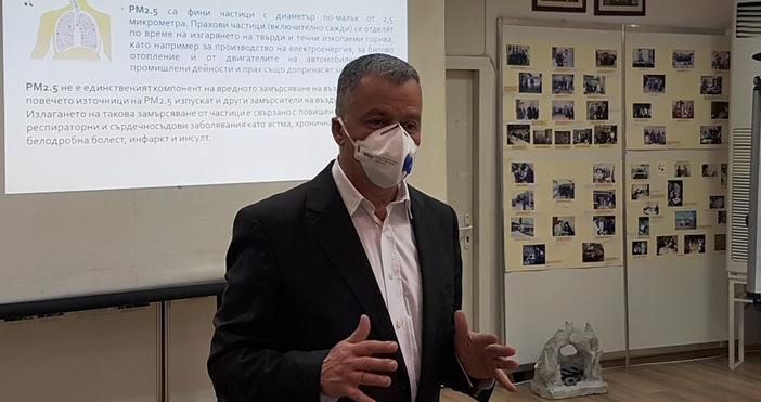 България е на първо място в ЕС по замърсяване на