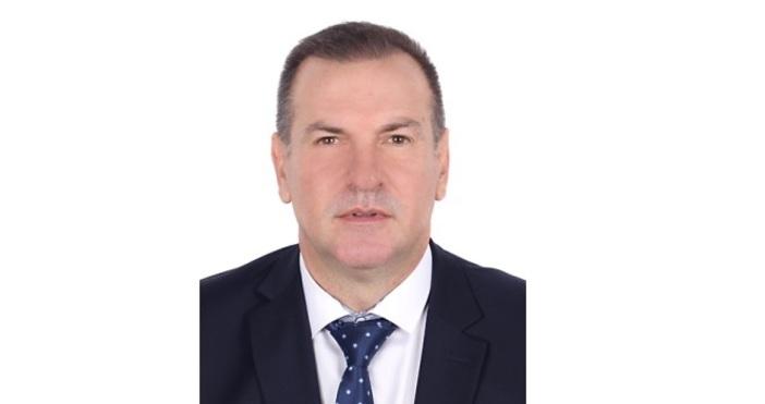 Заместник-министърът на енергетиката Красимир Първанов, който днес стана третият член